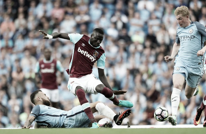 Cheikhou Kouyate eyes Champions League with West Ham United