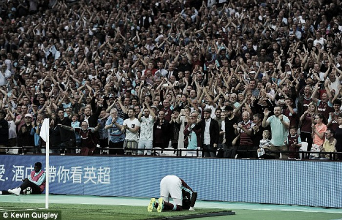 West Ham 3-0 NK Domzale: Hammers open Olympic Stadium with convicing win