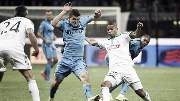 Diretta Saint Etienne - Inter, risultati di Europa League live