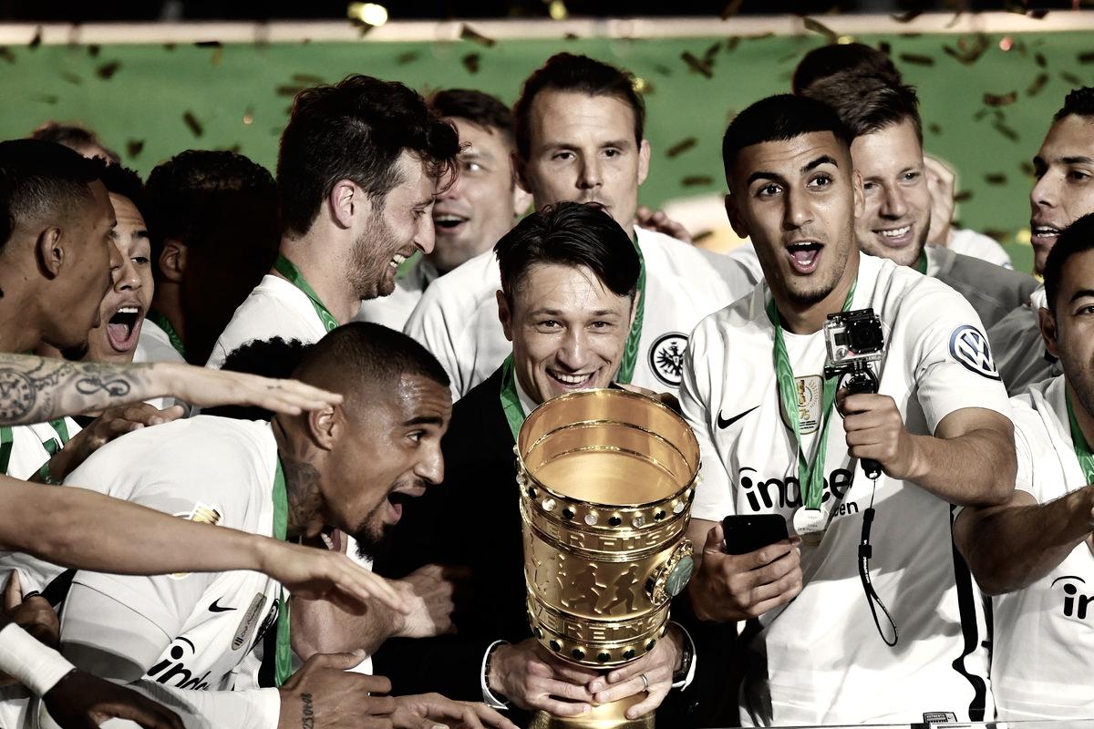 """Niko Kovac: """"Estoy contento por haber ganado pero también triste por irme"""""""