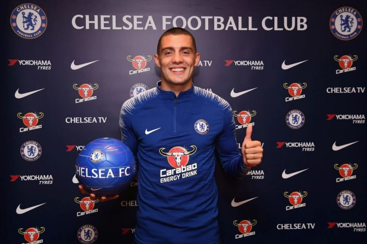 Mateo Kovacic è un nuovo giocatore del Chelsea di Sarri