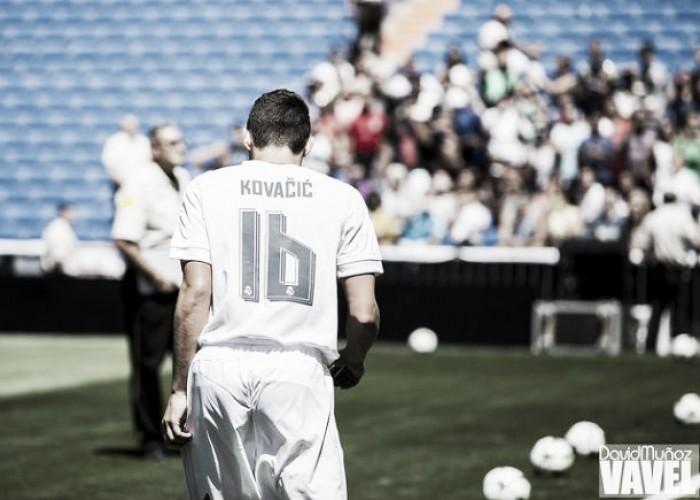 Kovacic se viste como blanco por 50ª vez
