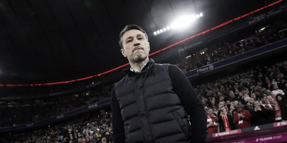 """Niko Kovac lamenta empate com Augsburg e desabafa: """"A Bundesliga é sempre muito difícil"""""""