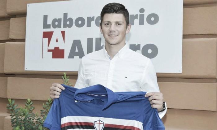 Sampdoria, ufficiale l'acquisto di Dawid Kownacki