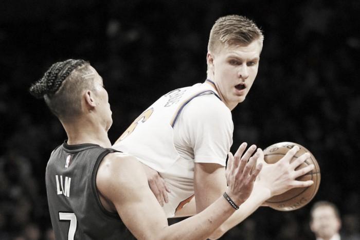 "NBA, Kristaps Porzingis ammette: ""Quanta confusione tecnica ai Knicks"""