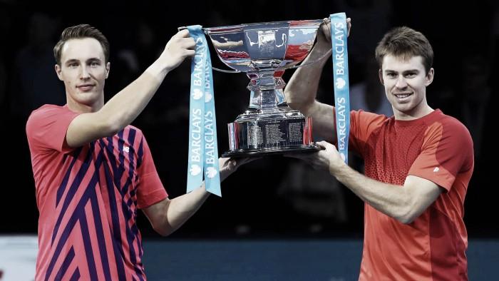 Atp Finals, Kontinen e Peers nuovi Maestri di doppio
