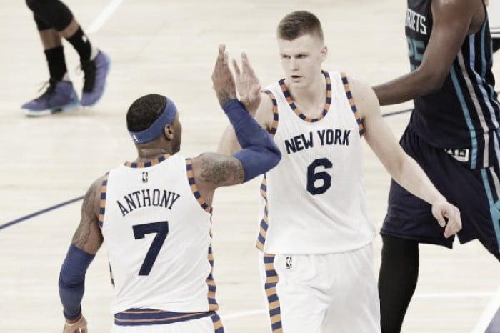 "Nba, Porzingis sui nuovi Knicks: ""Obiettivo playoff"""