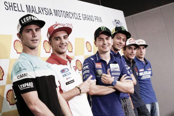 MotoGP, Sepang: le parole dei piloti in conferenza stampa