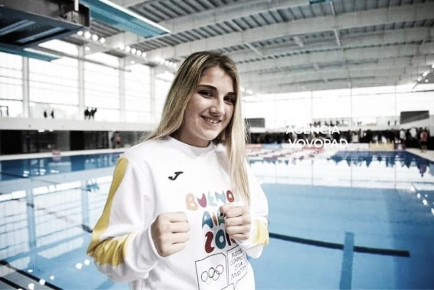 """Victoria Saputo: """"Tengo como meta los Juegos de Tokio 2020 y si no, hacerme profesional pelear por el título del mundo"""""""
