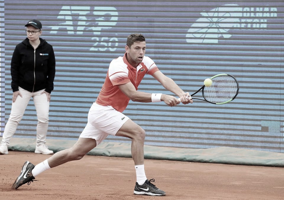 Krajinovic domina Herbert em Budapeste e vai à primeira final ATP desde 2017