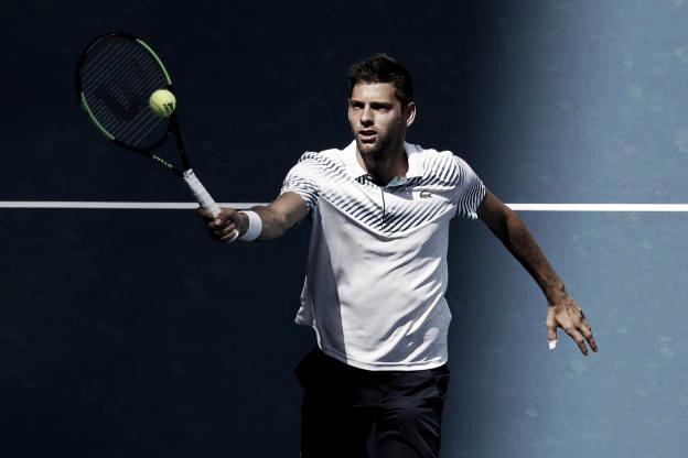 Krajinovic vence Wawrinka de virada e aguarda Federer na próxima rodada de Miami