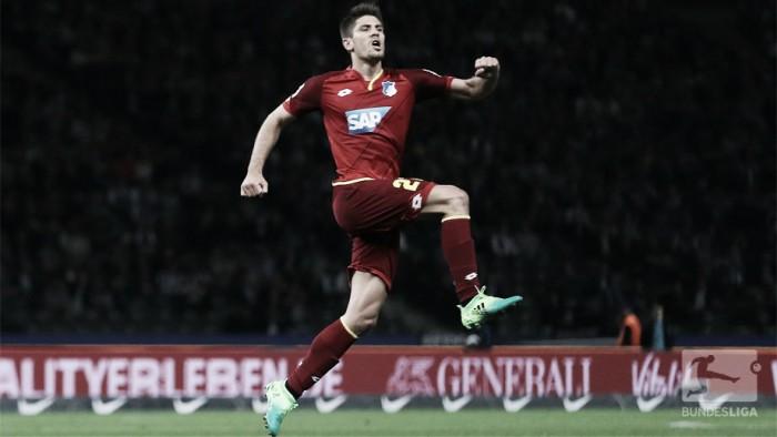 Bundesliga - L'Hoffenheim vede la Champions: battuto l'Hertha 1-3 a domicilio