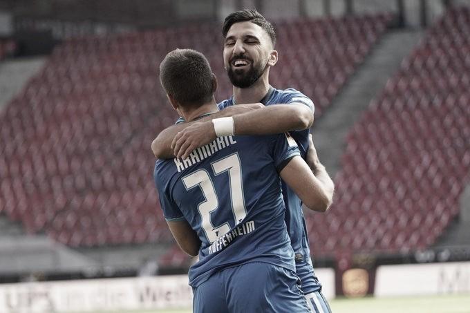 Com hat-trick de Kramaric, Hoffenheim vence Colônia fora de casa