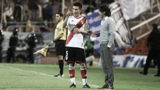River Plate hablando