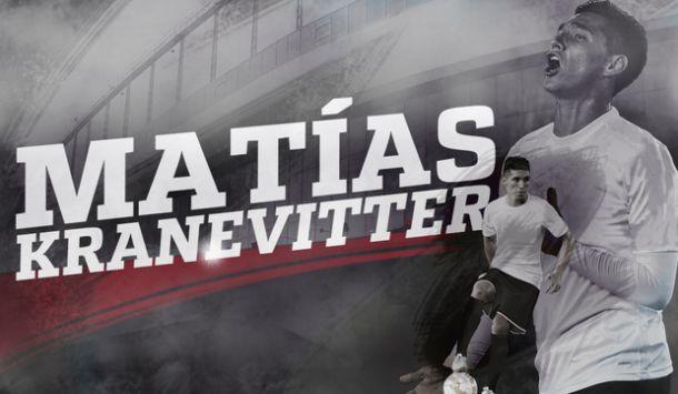 El Atlético ficha a Kranevitter y lo cede a River hasta enero