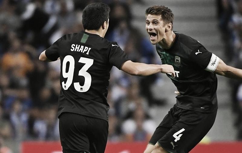 Dois campeões da Europa caem na terceira fase da pré-Champions League e dão adeus à competição