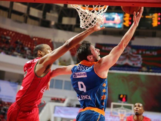 Lokomotiv no da opción a un Valencia Basket bajo mínimos