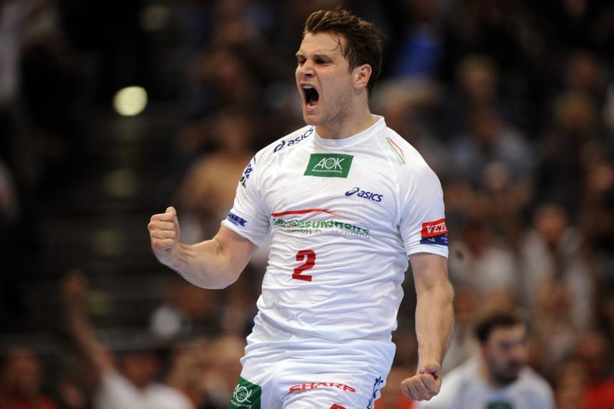 El alemán Kraus jugó en la final 2013 su mejor partido.