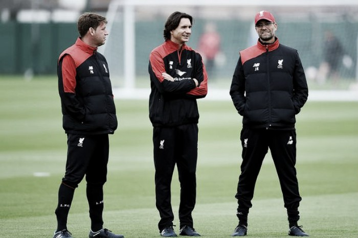 Liverpool coach Krawietz states that tough pre-season training will pay off