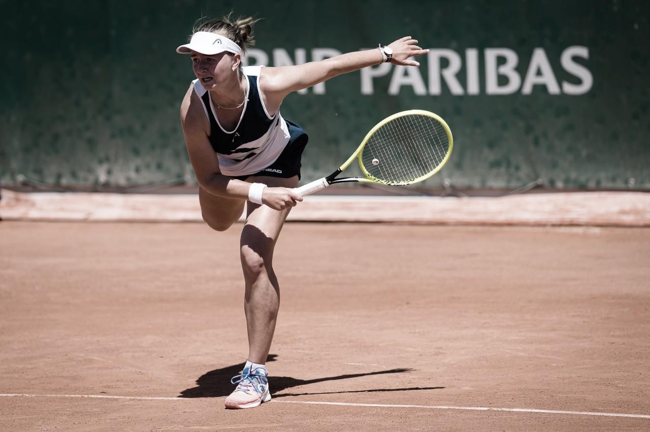 Svitolina cai para Krejcikova na terceira rodada em Roland Garros; Stephens segue firme