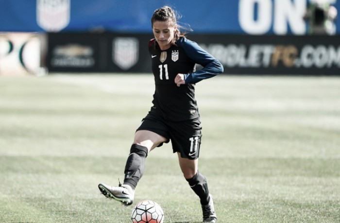 USWNT defender Ali Krieger traded to the Orlando Pride