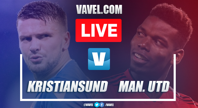 Kristiansund vs Manchester United: Live Stream and Score Updates (0-1)