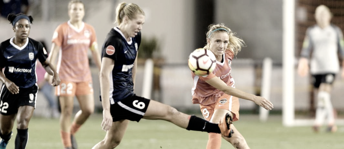 Kristie Mewis out with knee injury for remainder of the season