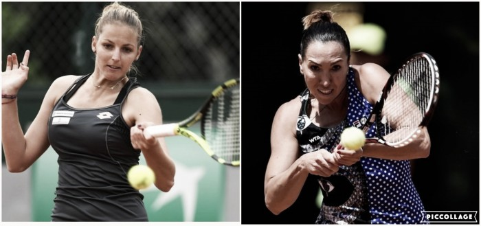 WTA Prague first round preview: Kristyna Pliskova vs Jelena Jankovic