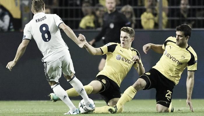 Borrusia de Dortmund - Real Madrid: puntuaciones Real Madrid, Champions League