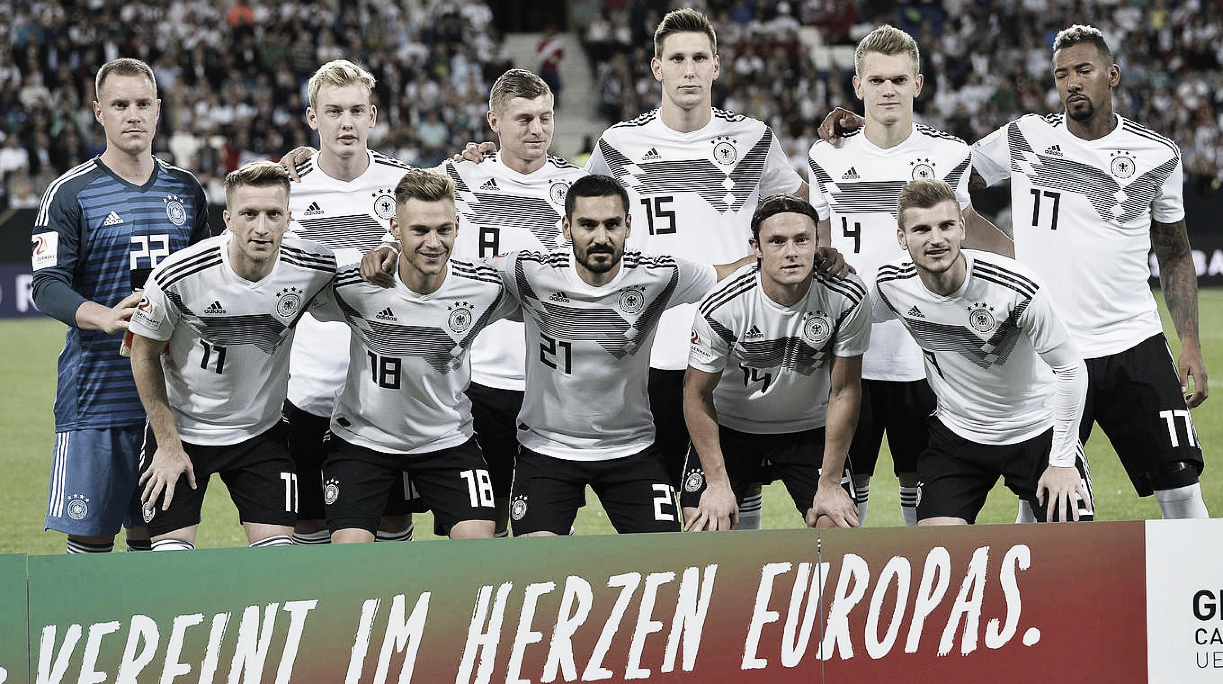 La Alemania de Kroos vence a Perú