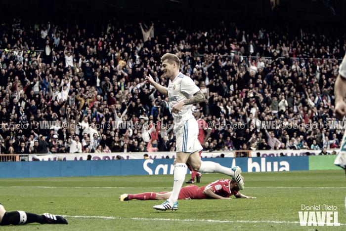 """Toni Kroos: """"El PSG es un gran equipo, pero tengo ganas y soy optimista"""""""