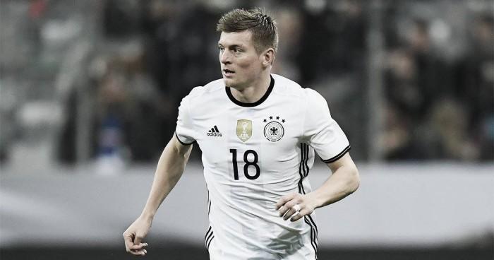 """Toni Kroos: """"Los 32 años es una buena edad para retirarse"""""""