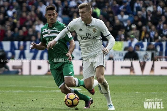 Toni Kroos, lesionado, no volverá a jugar hasta 2017