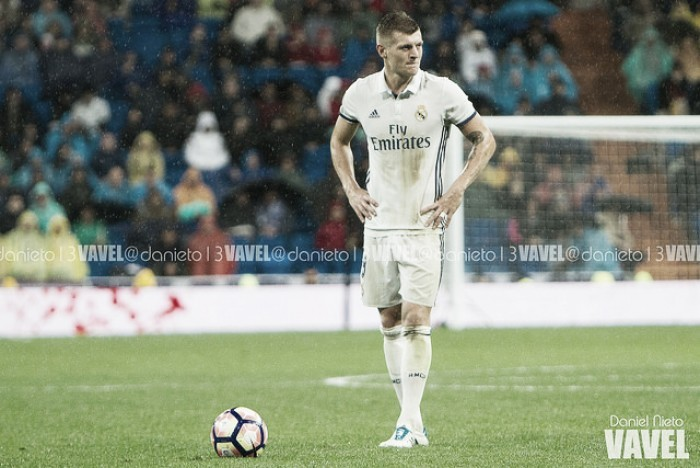 Toni Kroos es fundamental en el Real Madrid