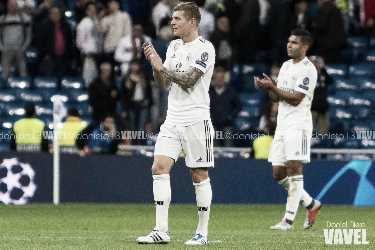 El Real Madrid, el peor equipo como local de la Liga en 2019