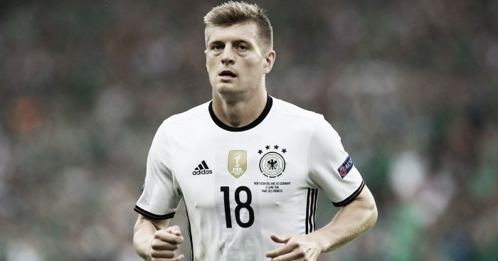 David Moyes admits he targeted Toni Kroos while at Manchester United