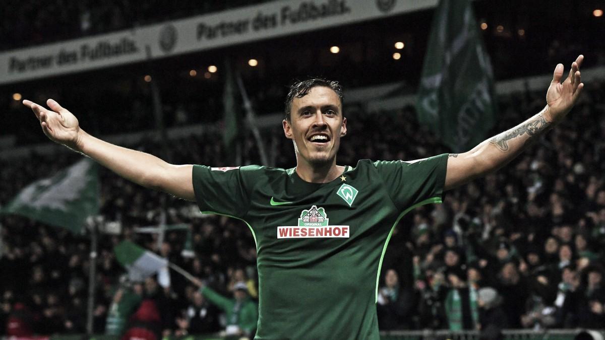 Max Kruse nuevo capitán del Werder Bremen