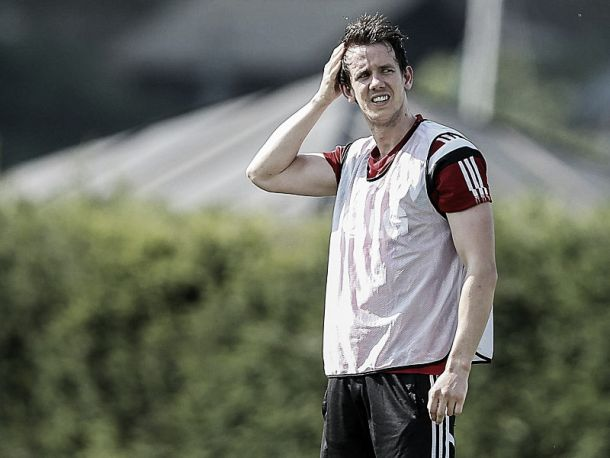 Robbie Kruse could leave Leverkusen