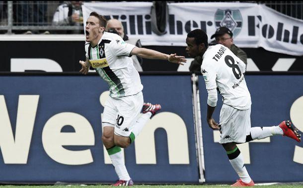 Borussia Mönchengladbach 1-0 VfL Wolfsburg: Toothless Wolves fall to a last gasp Kruse winner