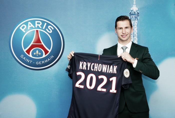 Destaque do Sevilla,Krychowiak assina por cinco anos com PSG