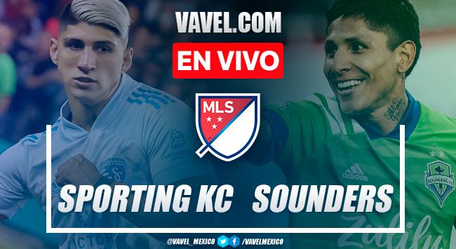 Resumen y goles: Sporting Kansas City 1-2 Seattle Sounders en MLS 2021