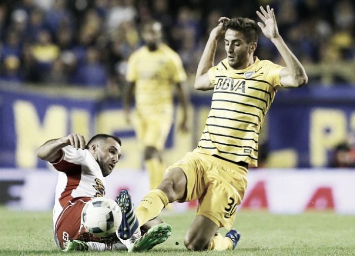 Com time reserva, Boca Júniors empata com Huracán no Campeonato Argentino