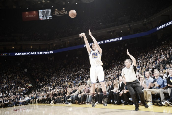 Nba, Golden State regola i Kings (109-86)