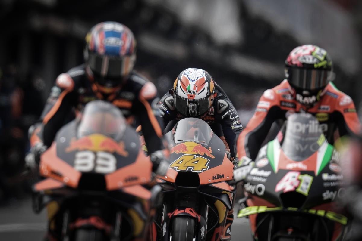 KTM preparado para el final de temporada