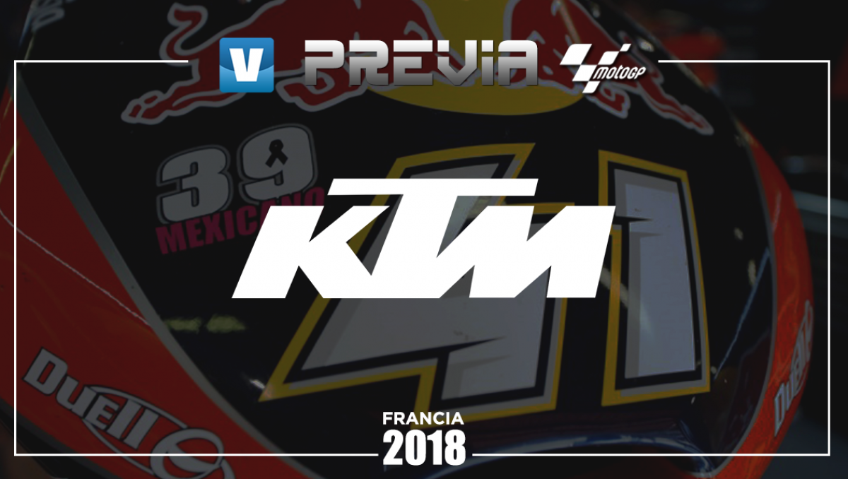 Previa KTM GP de Francia: tierra de buenos resultados