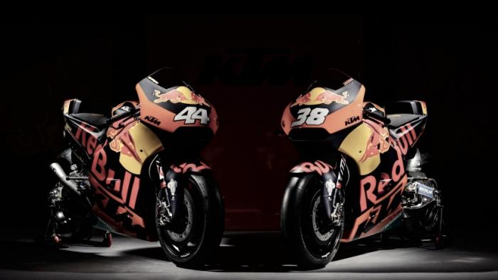 KTM se presenta para cumplir el sueño en MotoGP