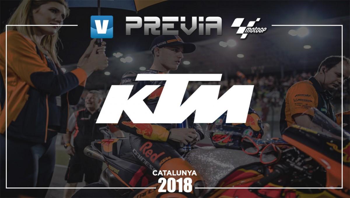 Previa KTM GP de Montmeló: un Gran Premio especial