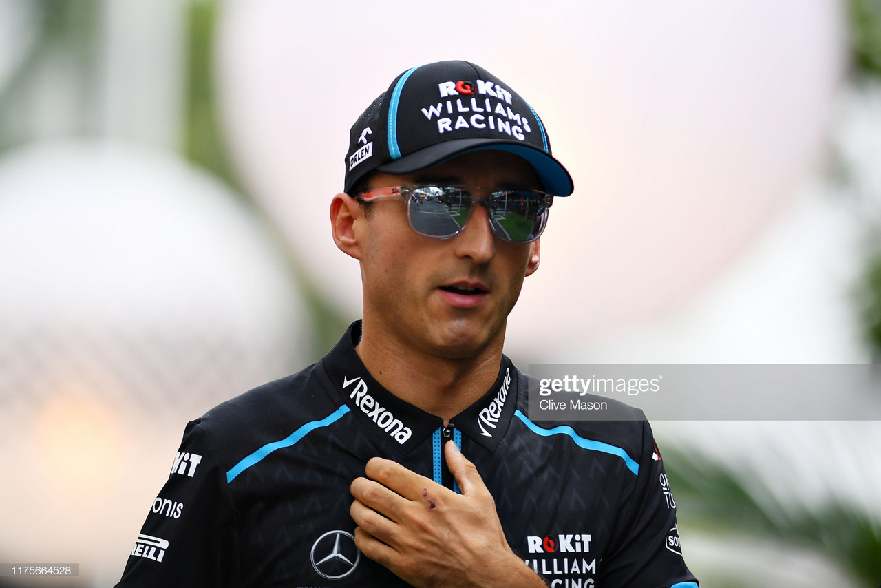 Kubica to leave Williams at end of 2019 season