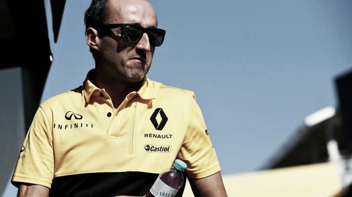 Williams: 2 sessioni di test per Kubica