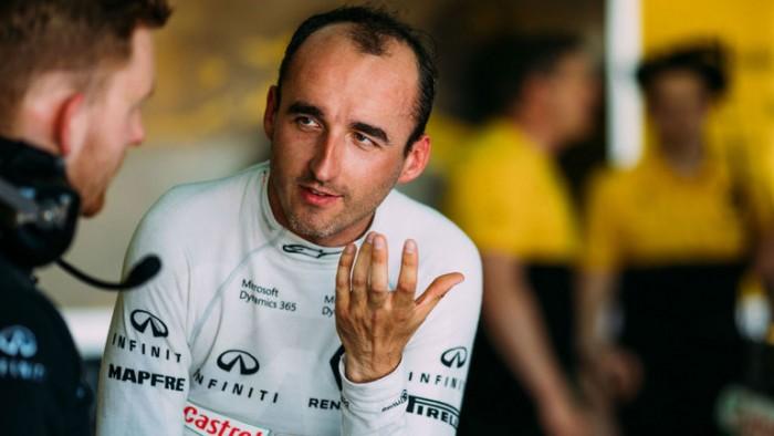 F1 - Secondo test per Kubica, altri 500 km